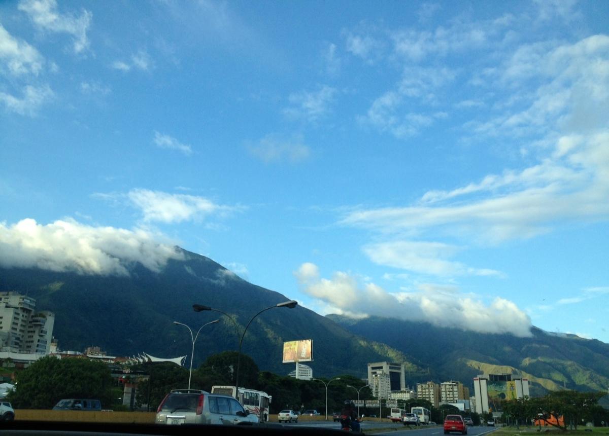 445 palabras para ti, Caracas.