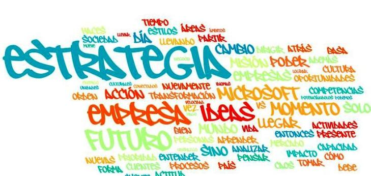estrategia words