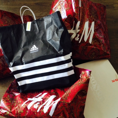 bolsas compras diciembre